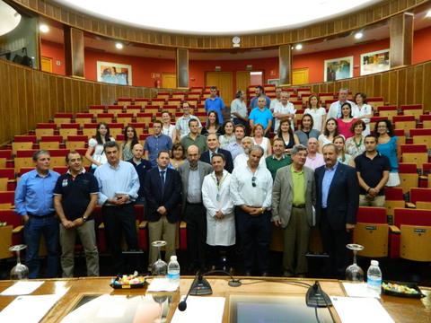 Convocatoria de adscripción de grupos de investigación. Instituto de investigación biosanitaria de granada.