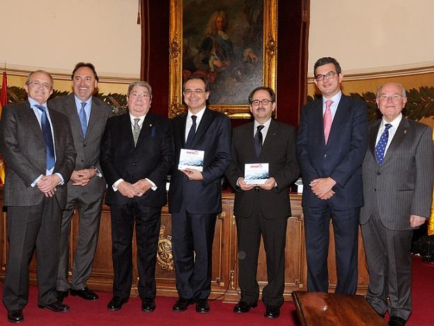 La Fundación Index recibe el premio Medes-Medicina en Español 2013
