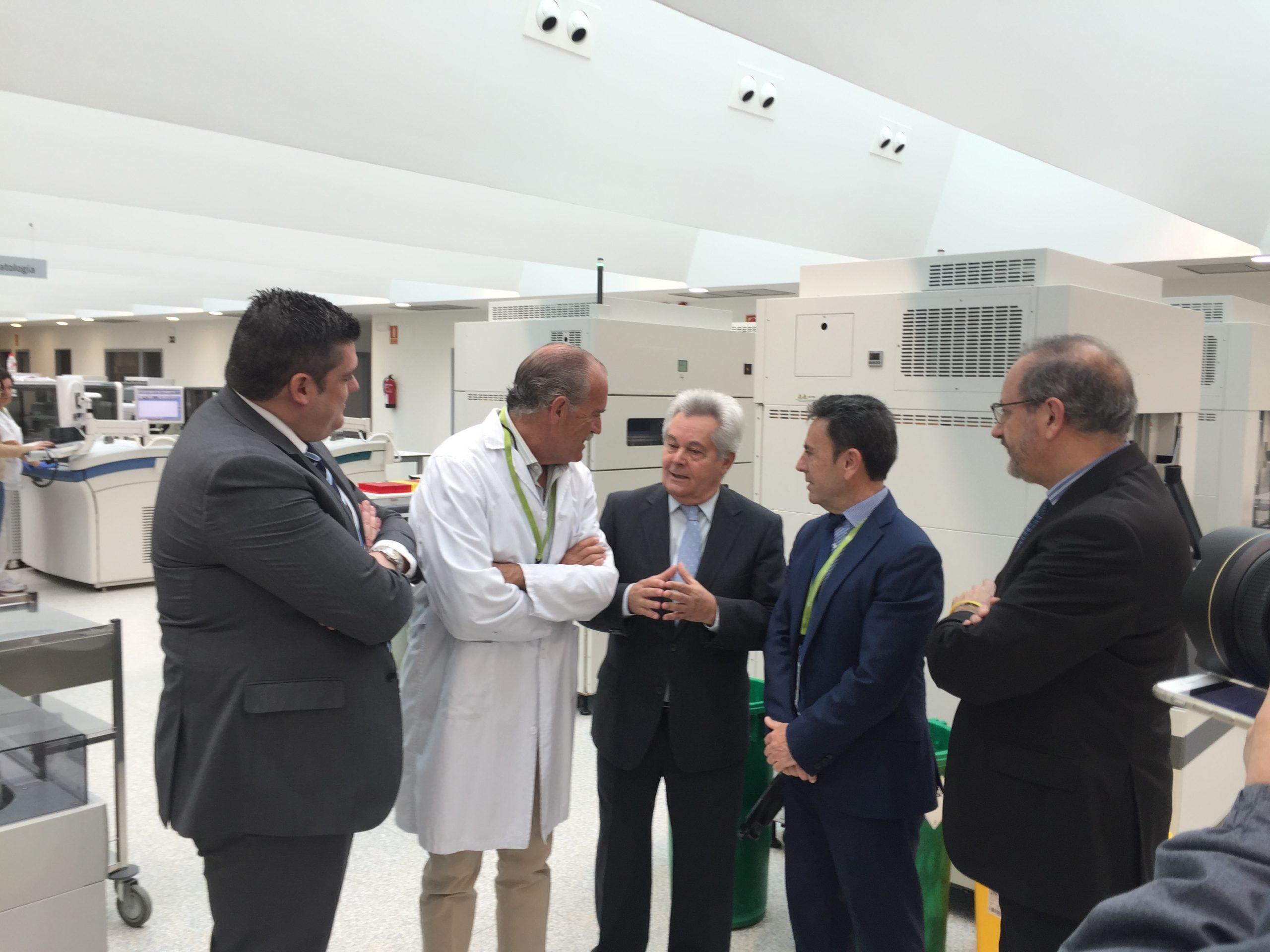 El ibs.GRANADA, FIBAO y CAJAGRANADA impulsan la investigación biosanitaria en Andalucía