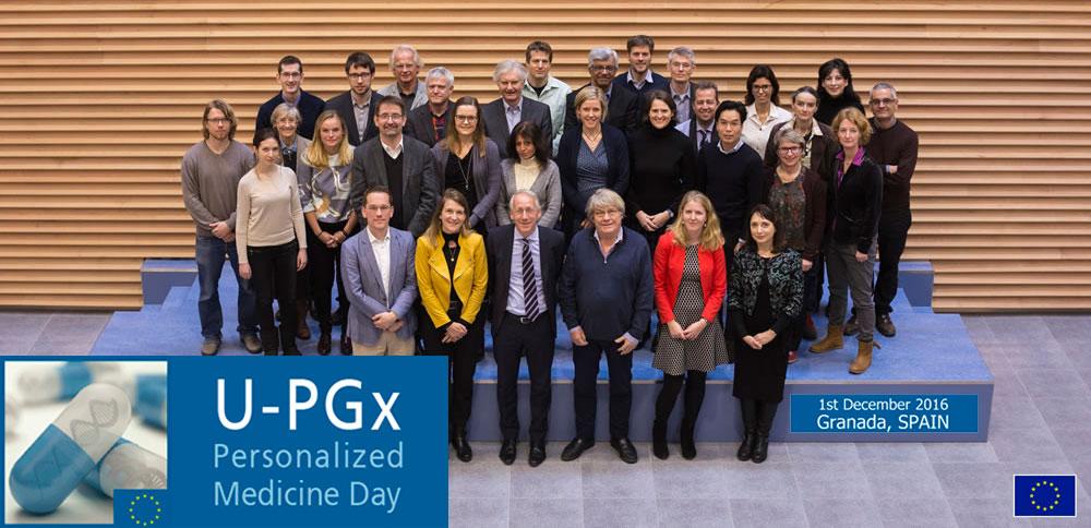 1st U-PGx Personalized Medicine Day