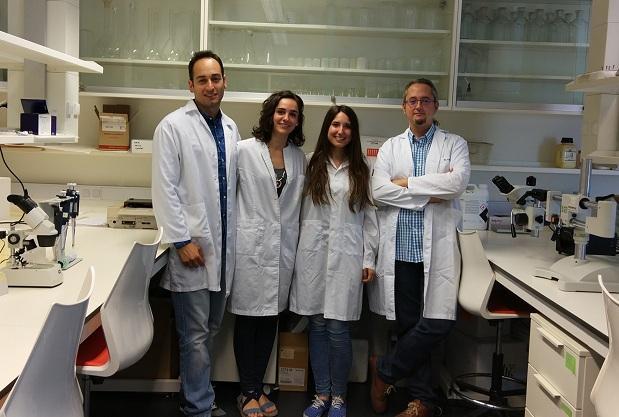 Científicos del ibs.GRANADA