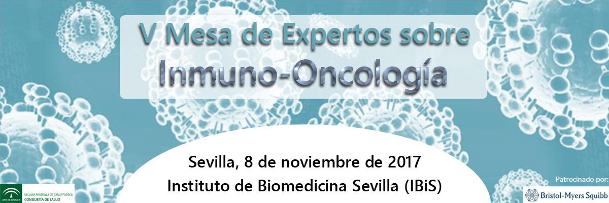 V Mesa de Expertos en Inmuno-Oncología coordinada por el ibs.GRANADA