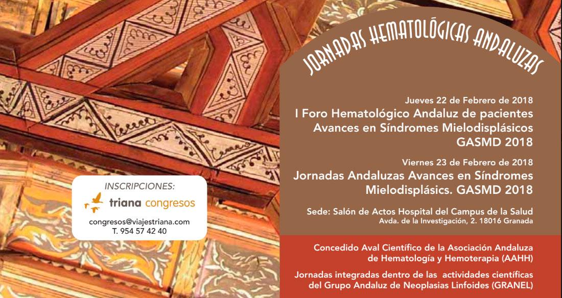 Jornadas Hematológicas Andaluzas