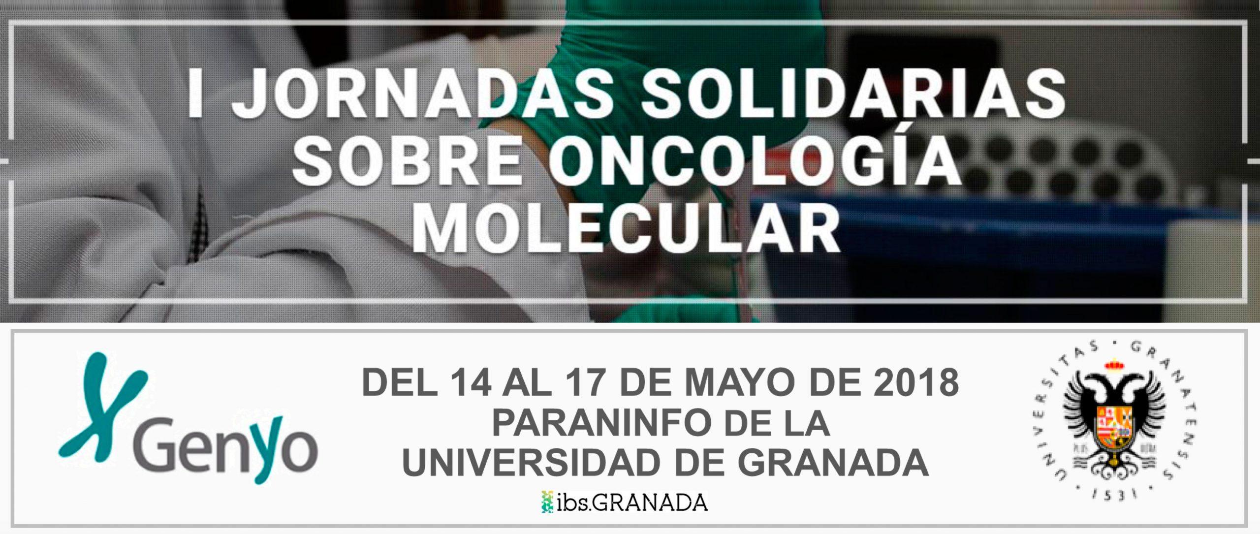 I Jornadas sobre Oncología Molecular