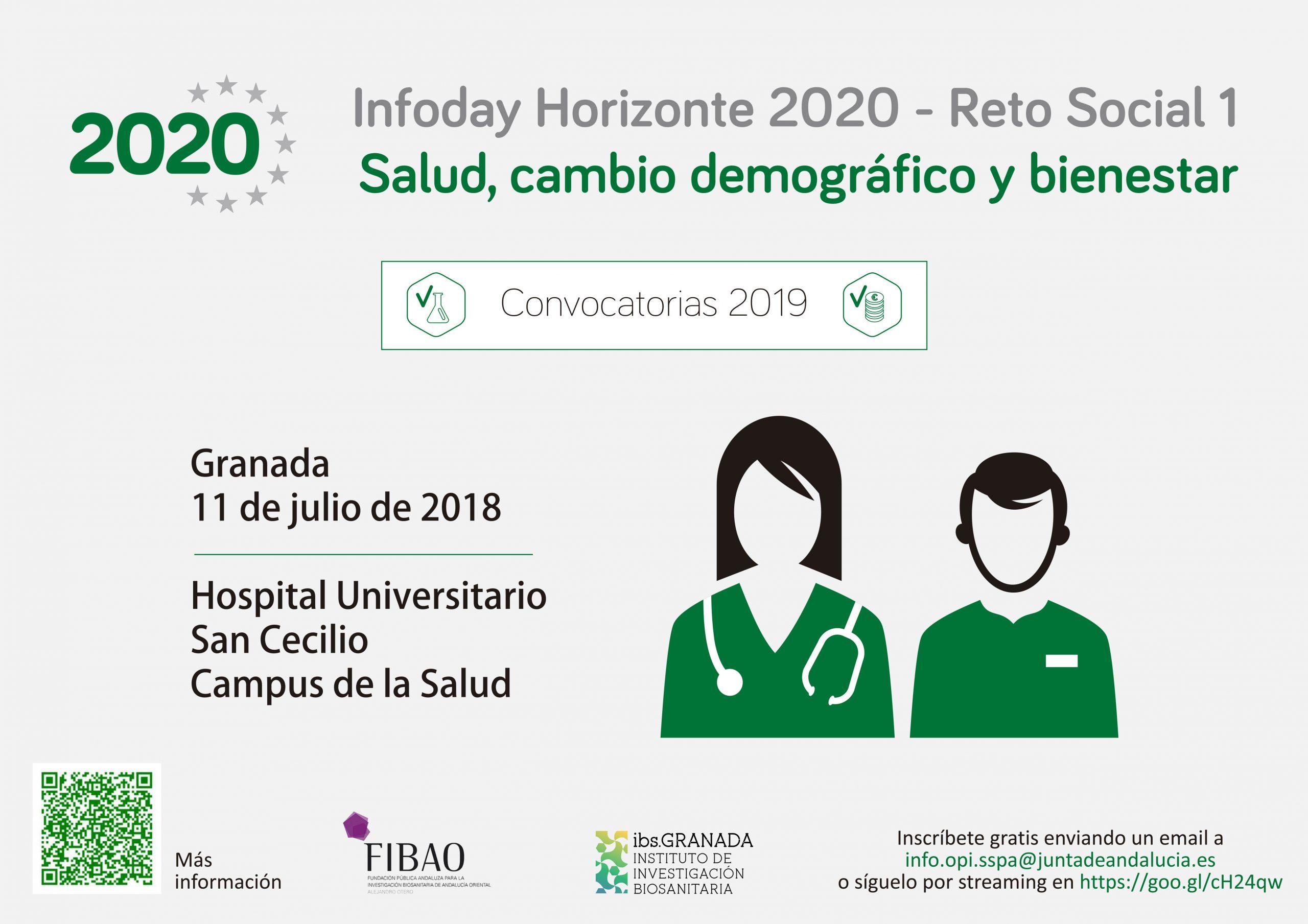 Infoday Horizonte 2020