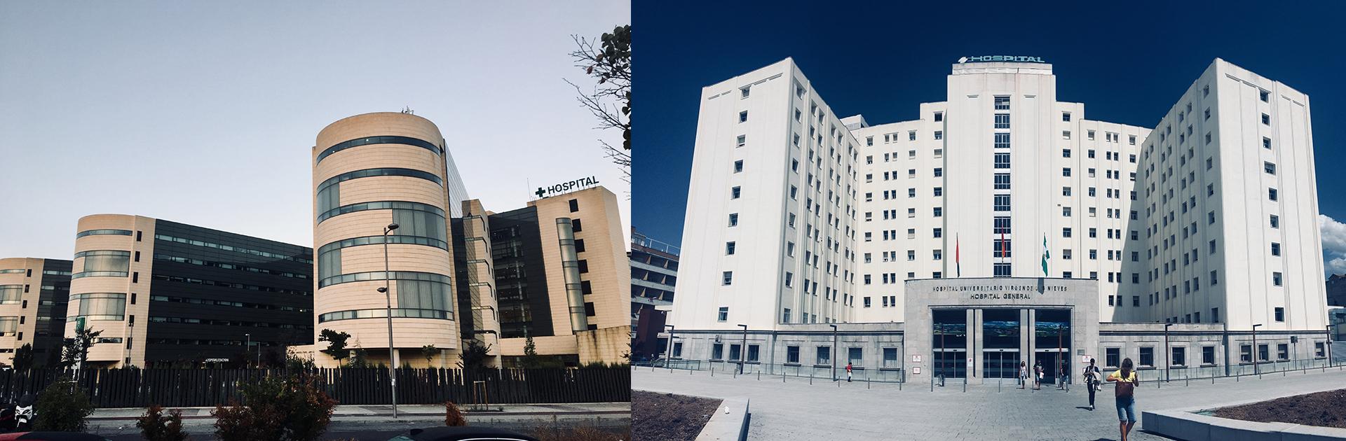 Hospitales Granada
