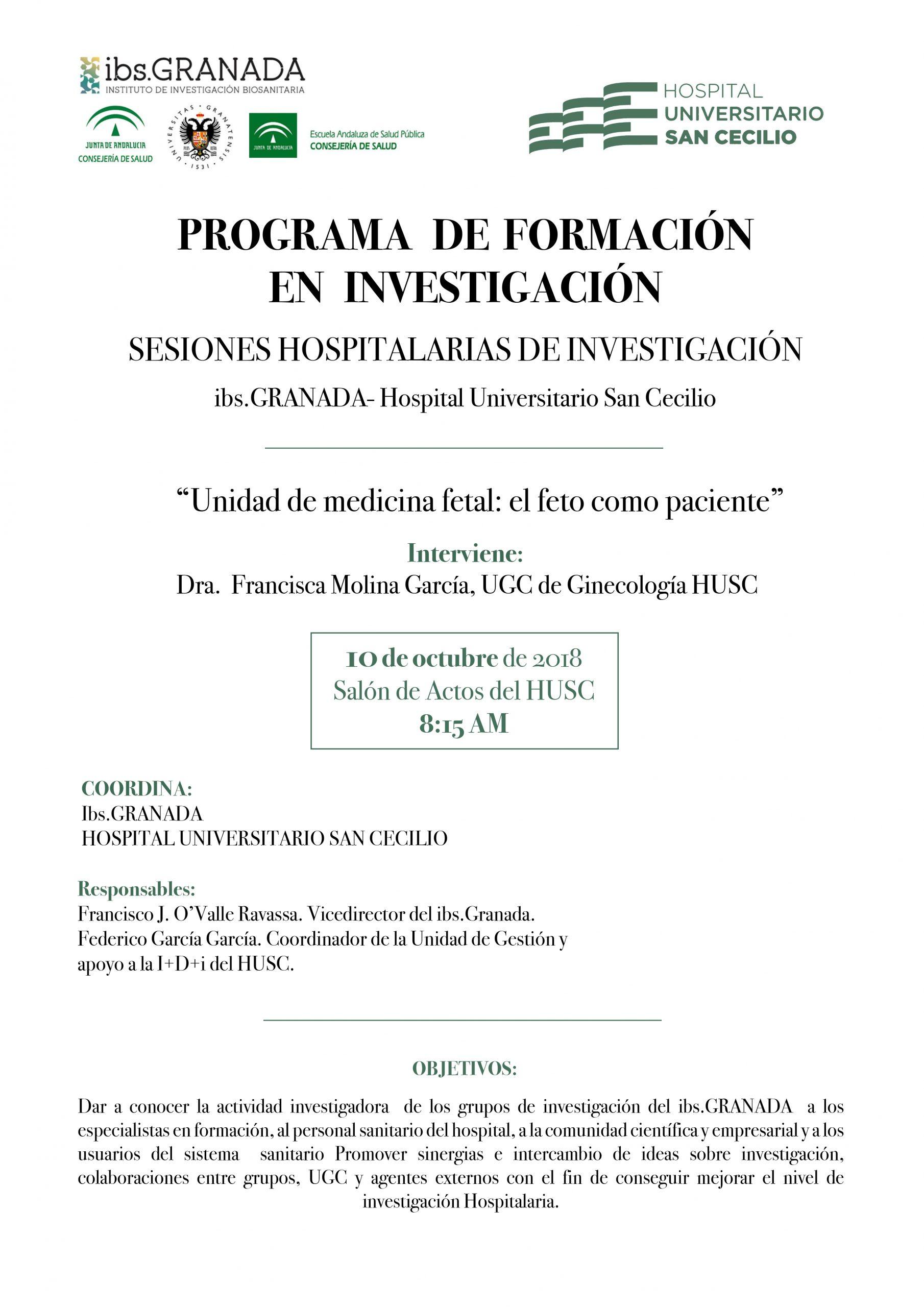 Seminario ibs.GRANADA: Genética de las Hemopatías Malignas