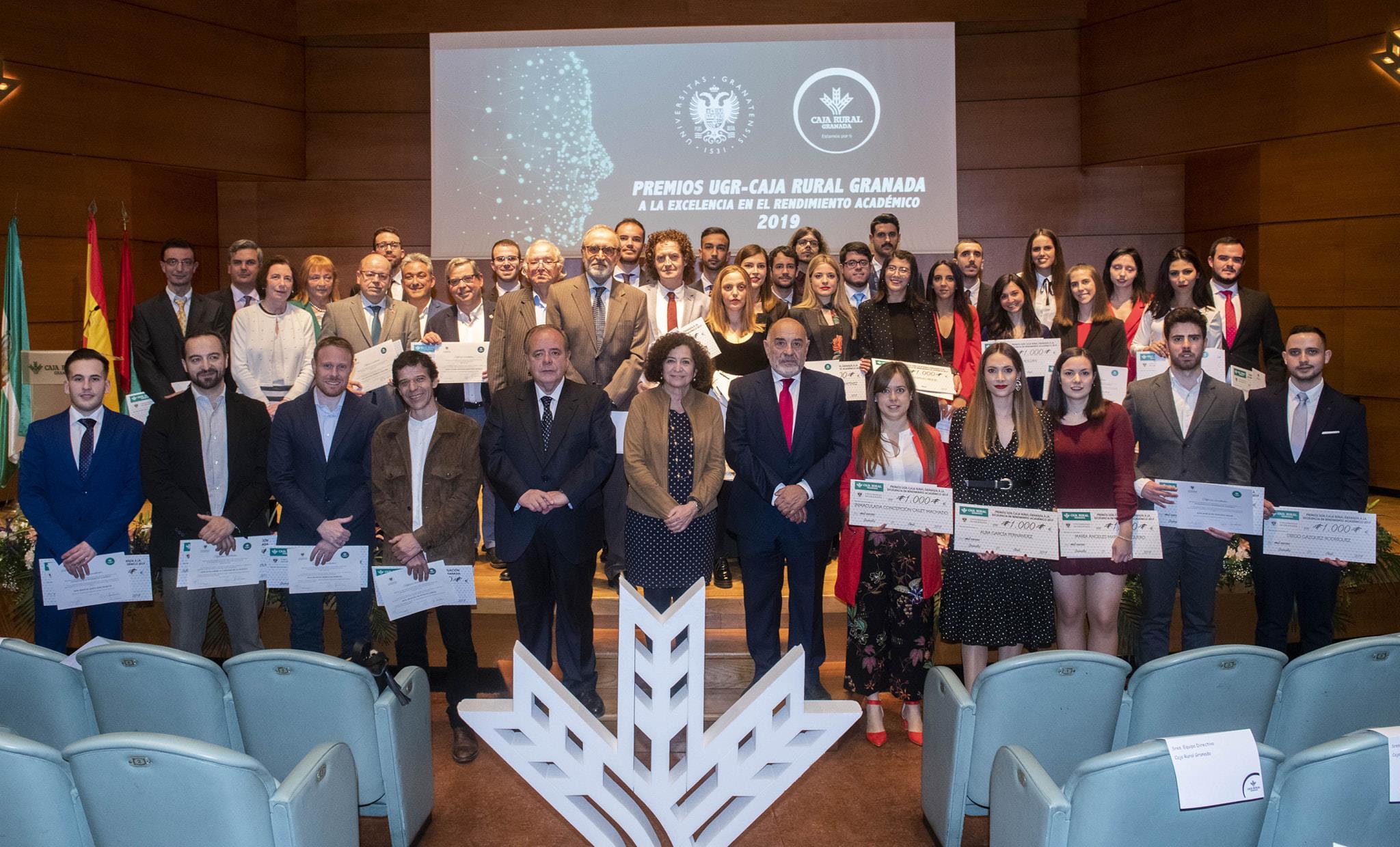 Un investigador del ibs.GRANADA recibe un premio de excelencia UGR - Caja Rural