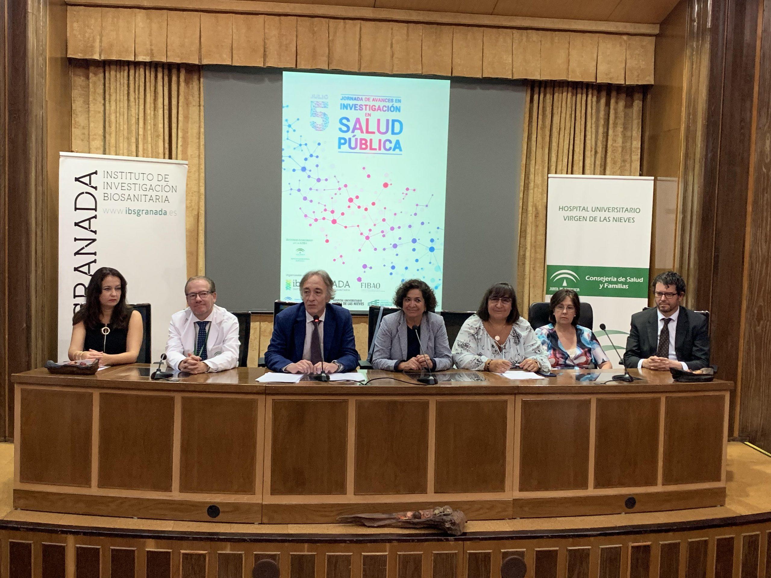 Los últimos avances en salud pública centran una jornada científica organizada por el Instituto de Investigación Biosanitaria de Granada