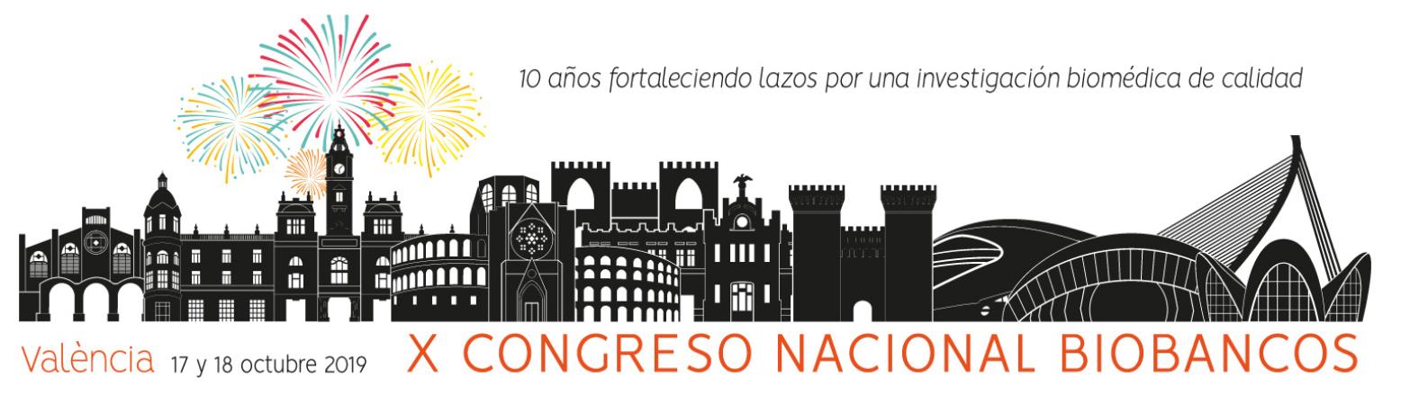 X Congreso Nacional de Biobancos 2019