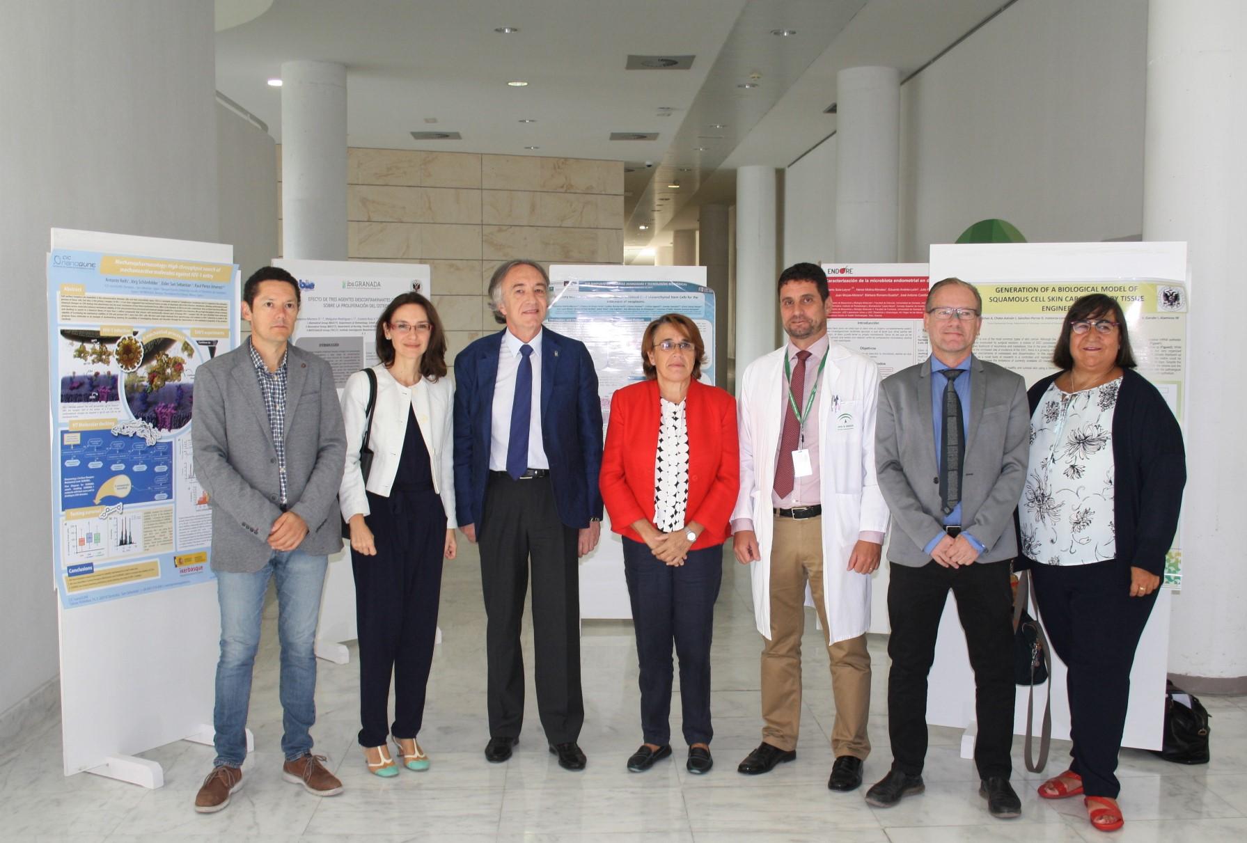 El ibs.GRANADA celebra de forma exitosa el I Simposio sobre avances en terapias avanzadas y teconologías biosanitarias