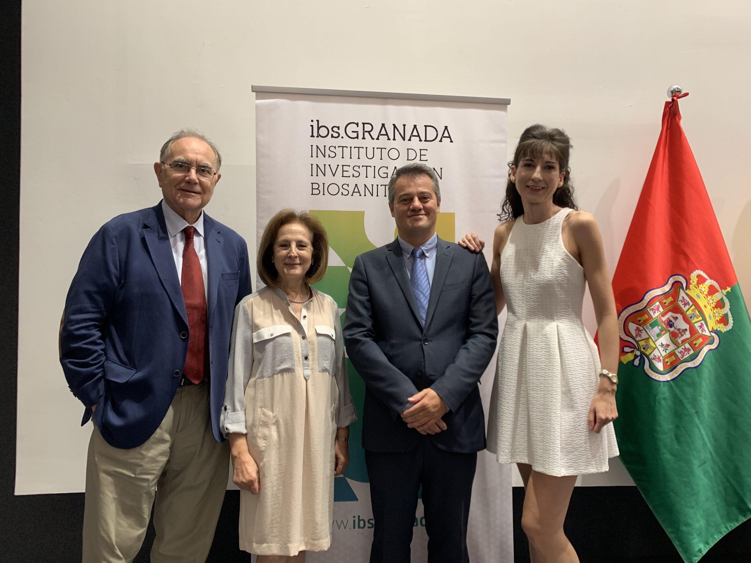 Nos visita la Dra. Julia Buján, miembro del Comité Científico Externo del ibs.GRANADA