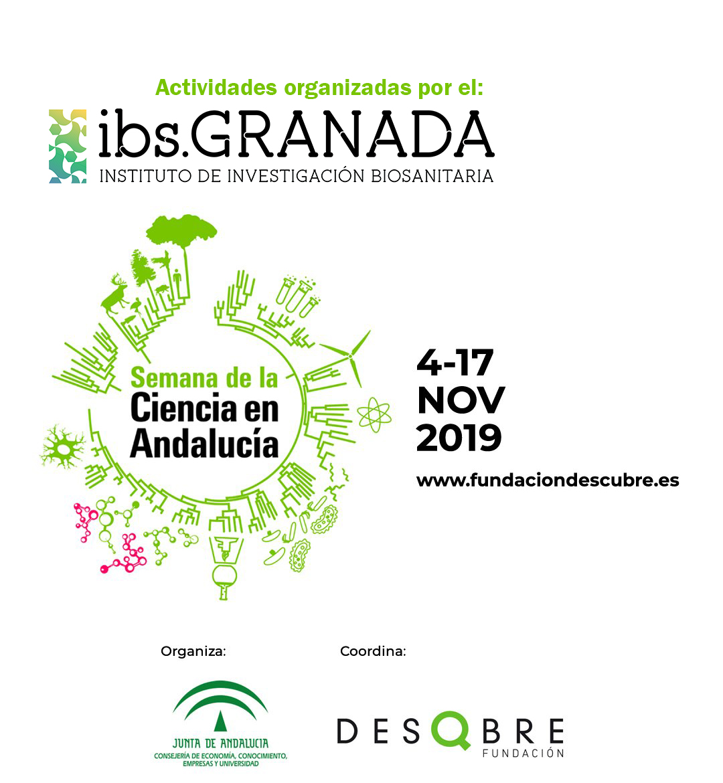Semana de la Ciencia del ibs.GRANADA 2019