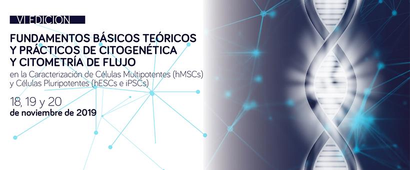 CURSO: Fundamentos básicos teóricos y prácticos de Citogenética y Citometría de flujo