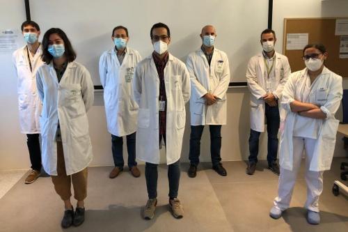 El Hospital Universitario Virgen de las Nieves estudia los efectos neurológicos tras padecer COVID-19 grave