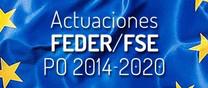 Actuaciones FEDER/FSE