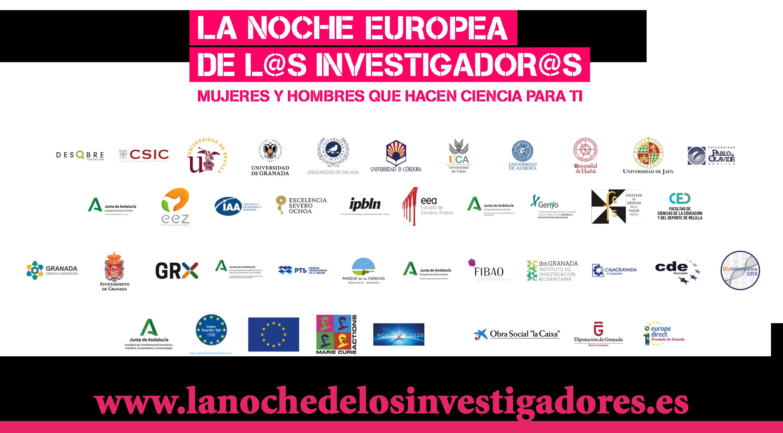 Noche Europea de los/as Investigadores/as 2020