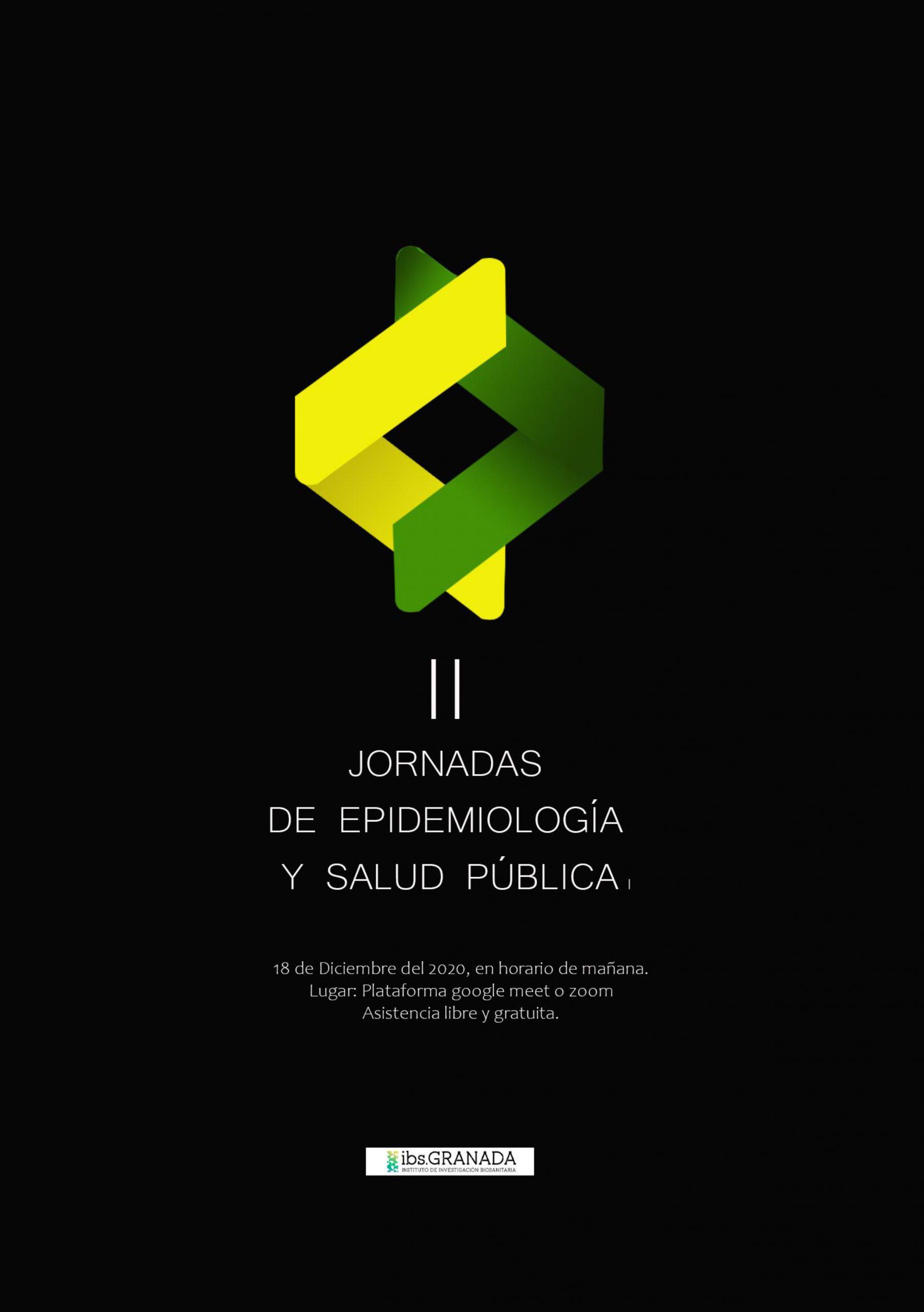 II Jornadas del Área de Epidemiología y Salud Pública