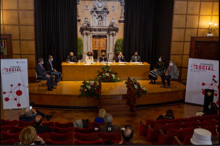 Investigadores del ibs.GRANADA son reconocidos por el Consejo Social de la UGR por su aportación a la lucha contra la COVID