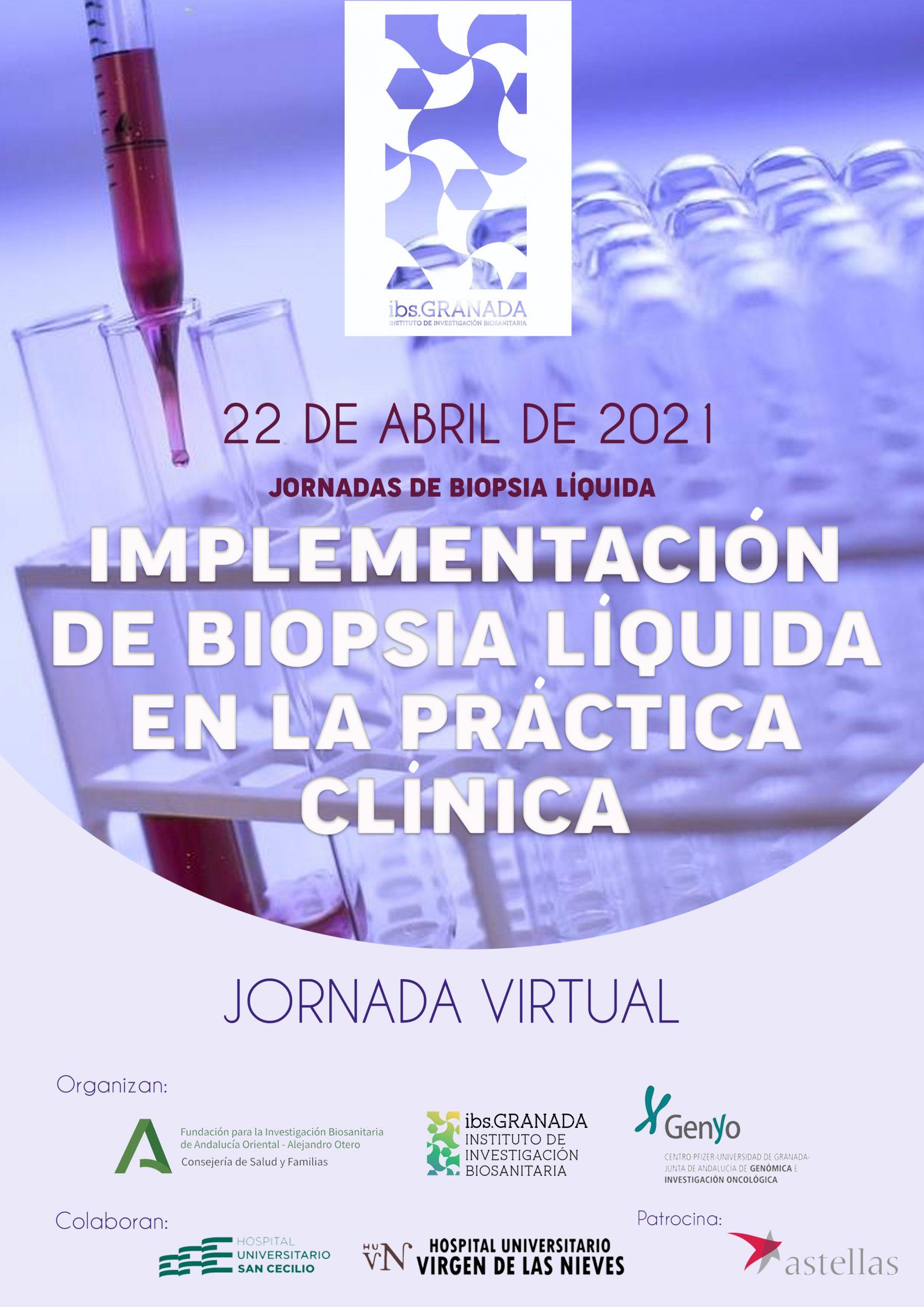 Jornadas de Biopsia Líquida